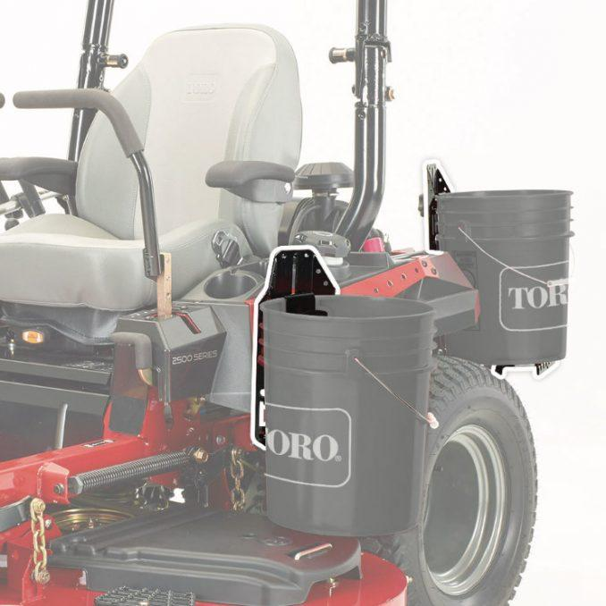 Toro - Bucket Mount Kit (Titan)
