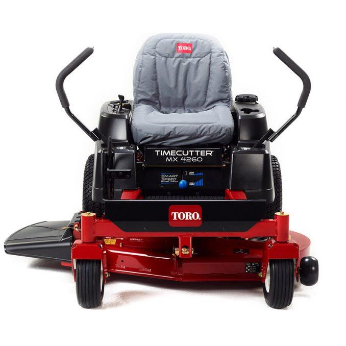 Toro - Seat Cover with Arm Rest (TimeCutter Range)