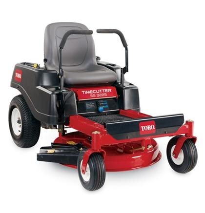 "Toro - SS3225 16hp Toro Single 32"" Deck"