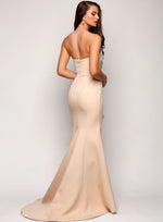 Stellina Gown With Train