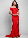 Gia Off Shoulder Gown