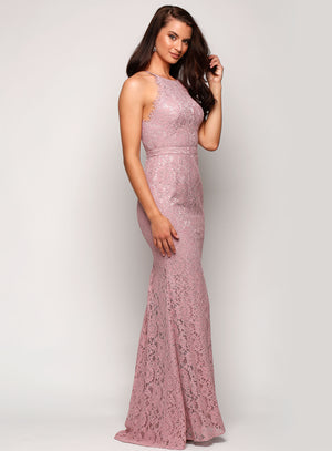Zinnia Lace Gown