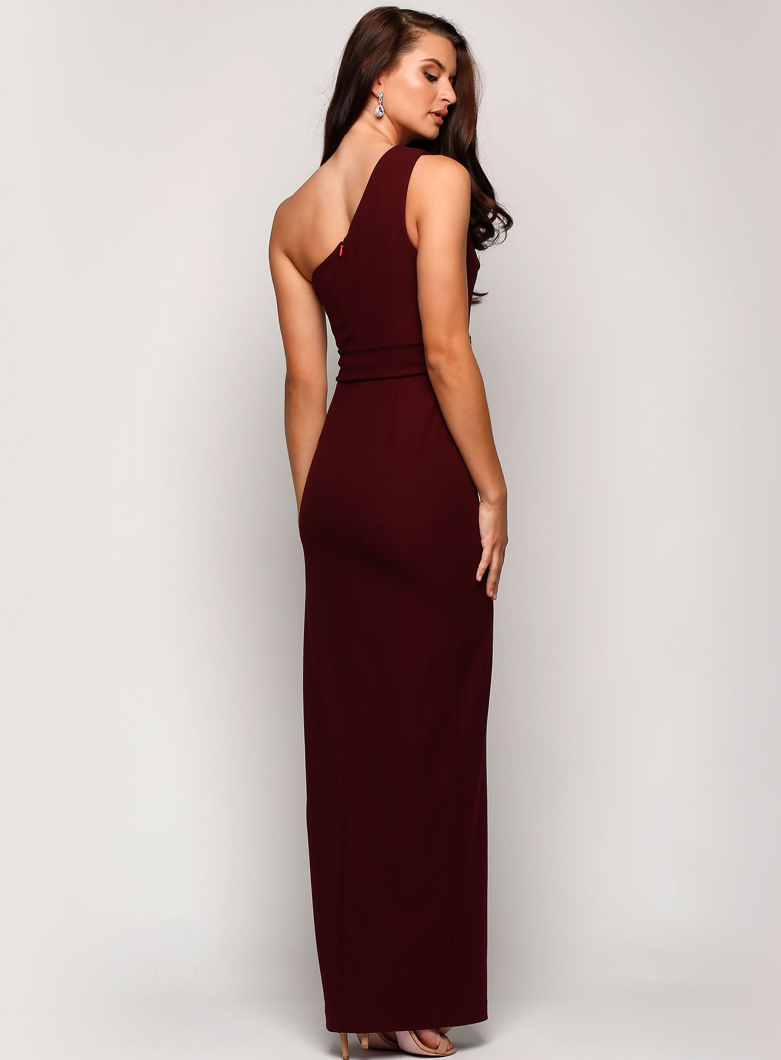 Topia One Shoulder Pencil Dress