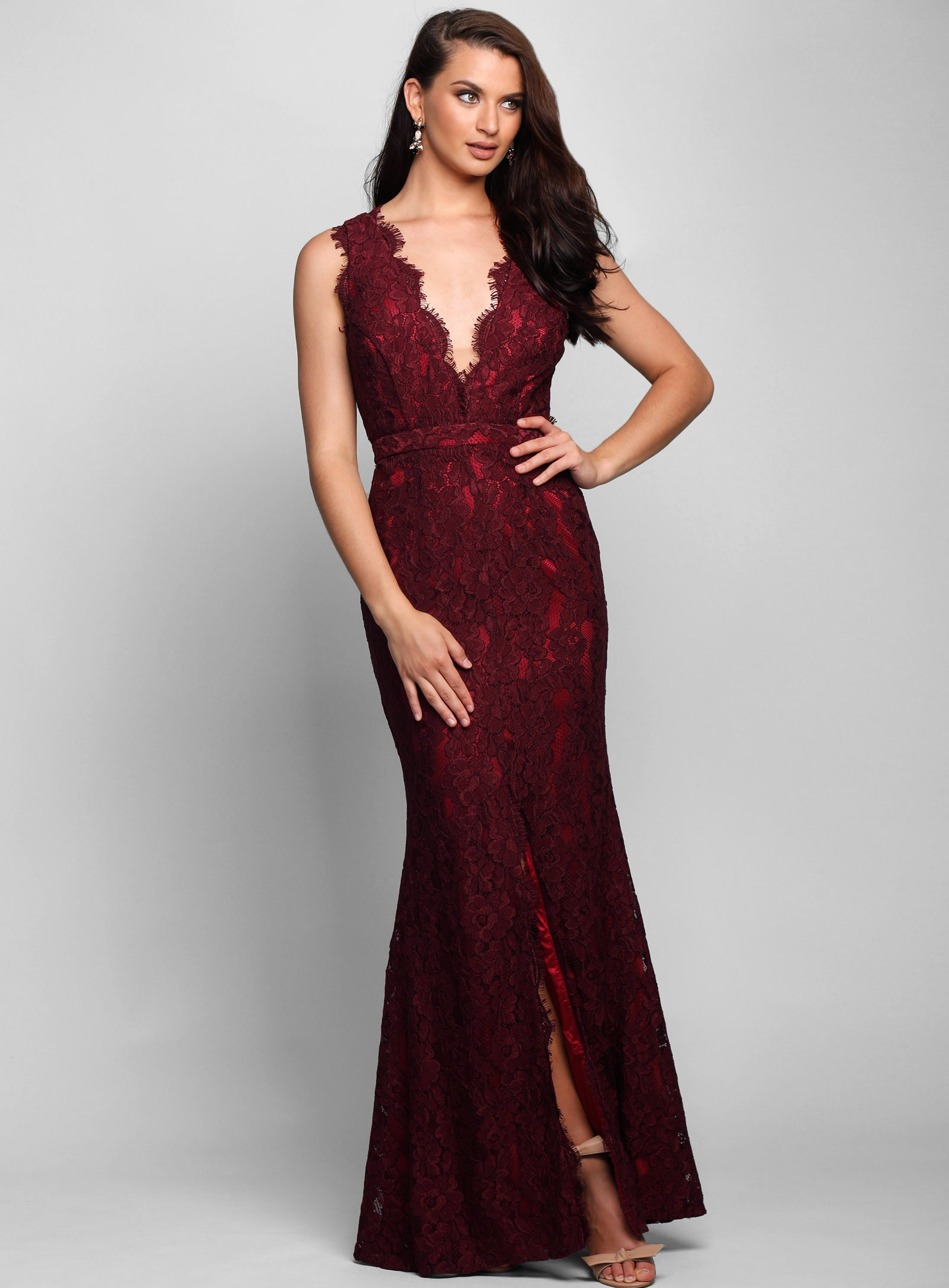 Willa Lace Gown