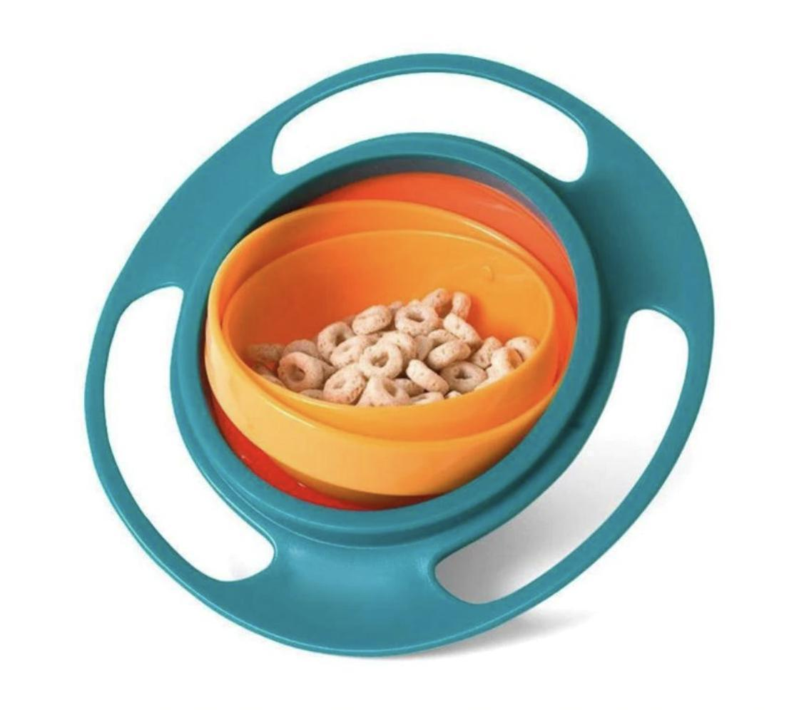LittleSaturn™ Spill-Proof Baby Bowl
