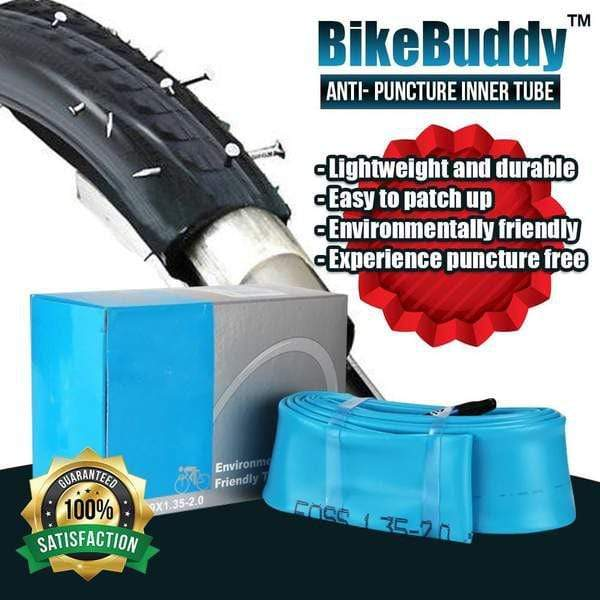 BikeBuddy ™ Puncture-Proof Inner Tube