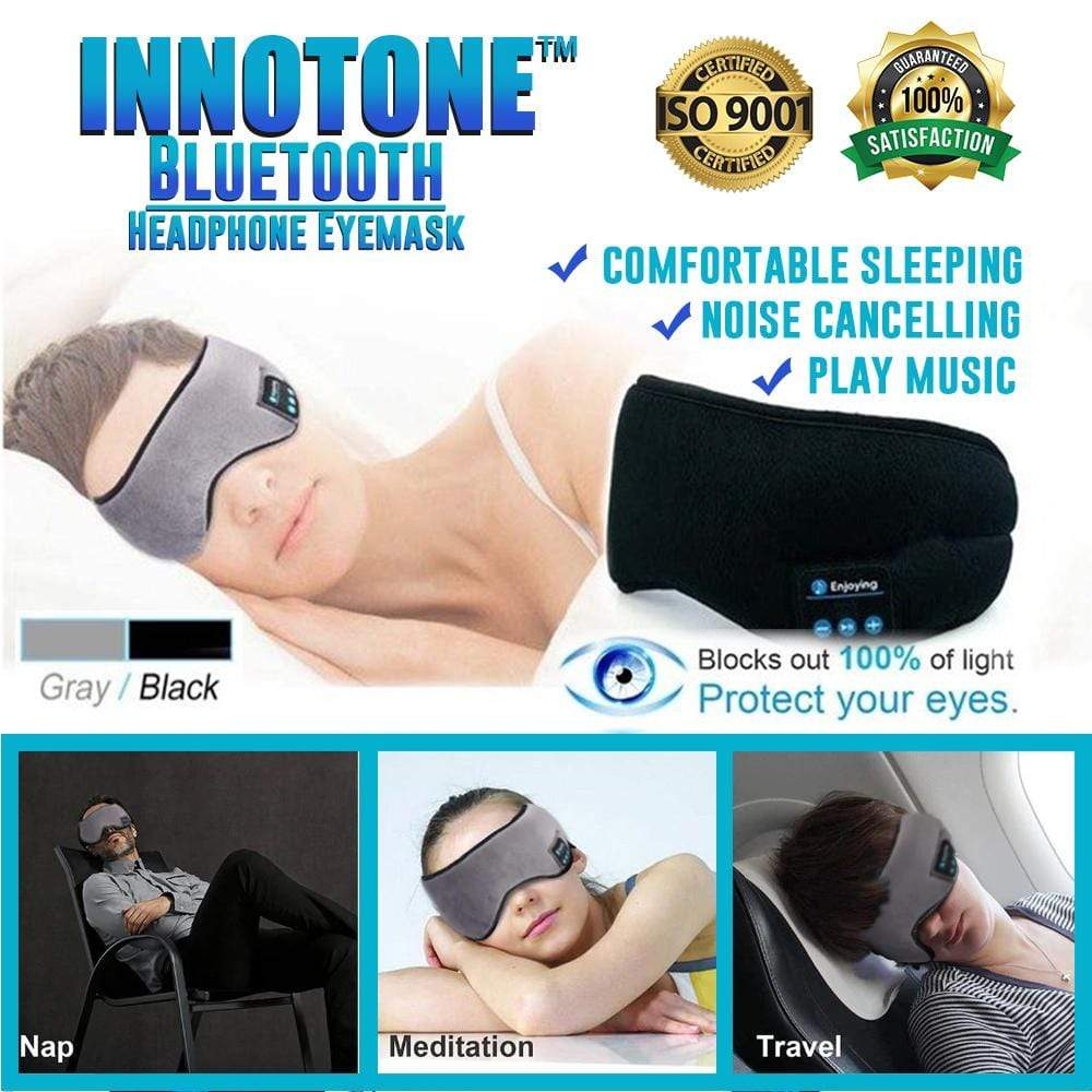 InnoTone™ Bluetooth Headphone Eyemask