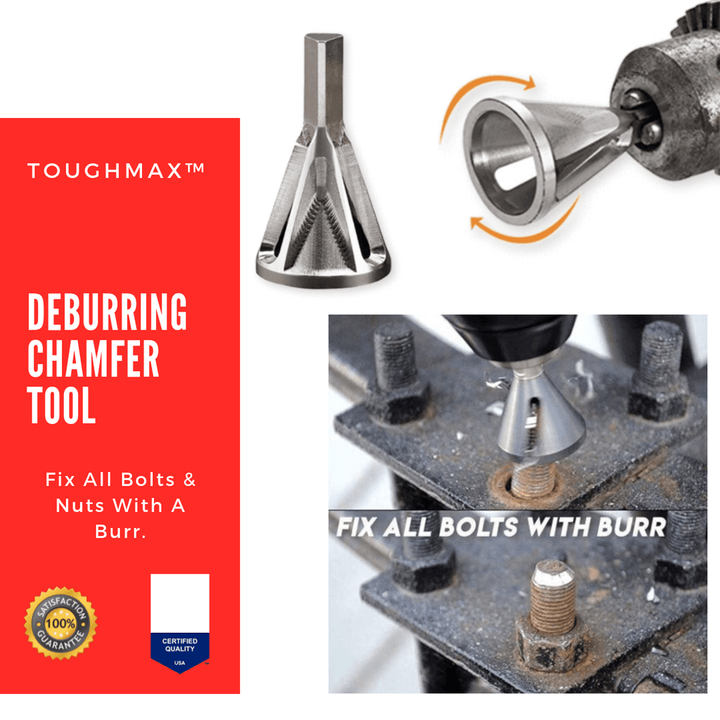TOUGHMAX™ Deburring Chamfer Tool-HOT