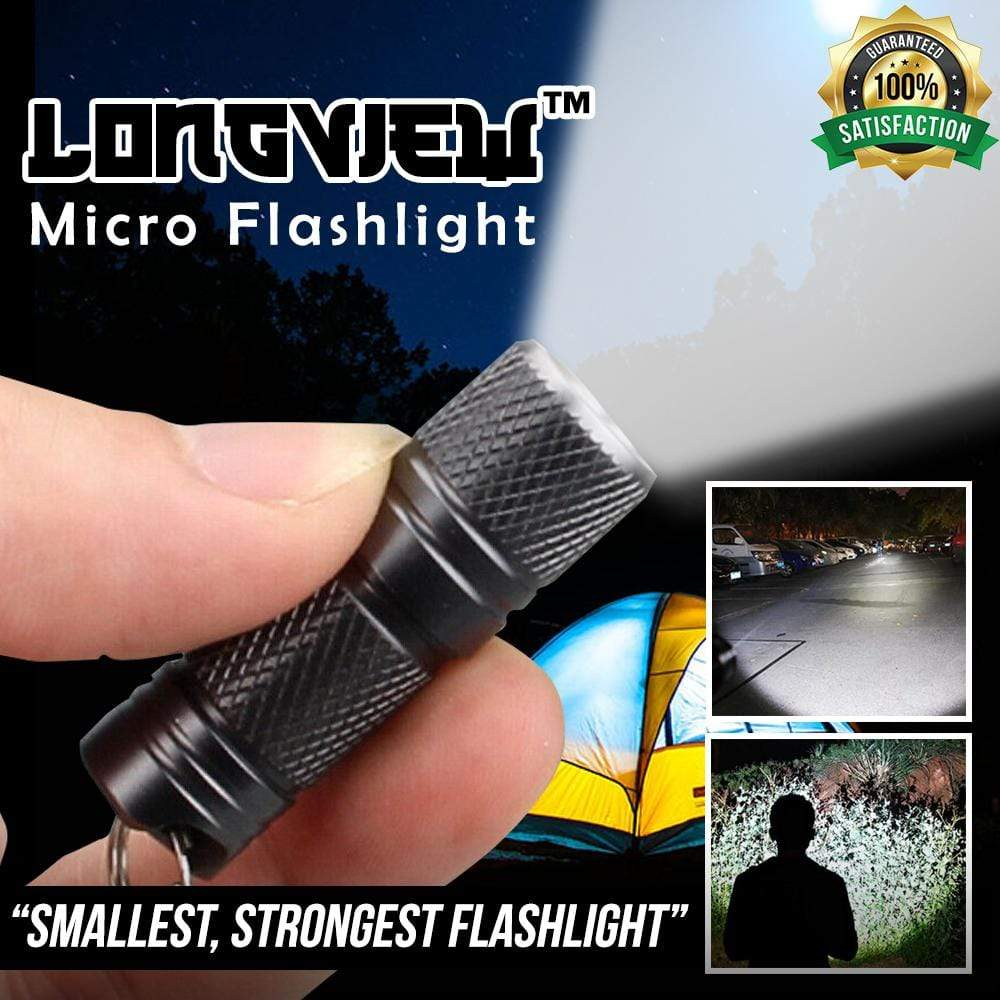 LongView™ Micro Flashlight