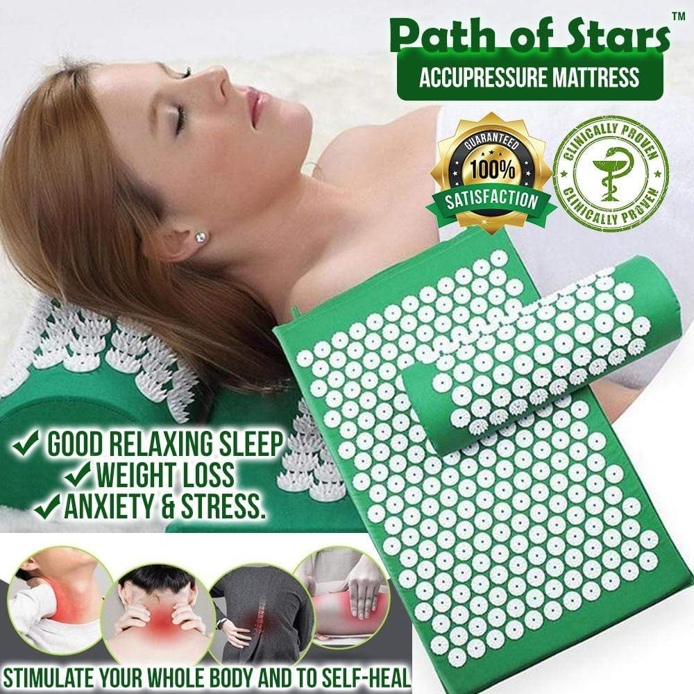 Path of Stars™ Accupuncture Mattress