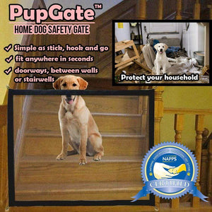 PupGate™ Home Dog Safety Gate