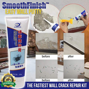 SmoothFinish™ Easy Wall Putty