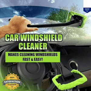 MicroGleam™ Anti-Smear Windshield Cleaner