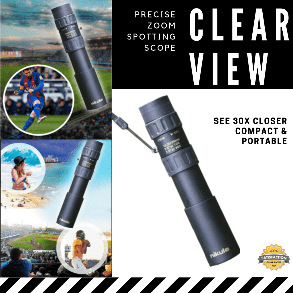 CLEARVIEW Spotting Scope