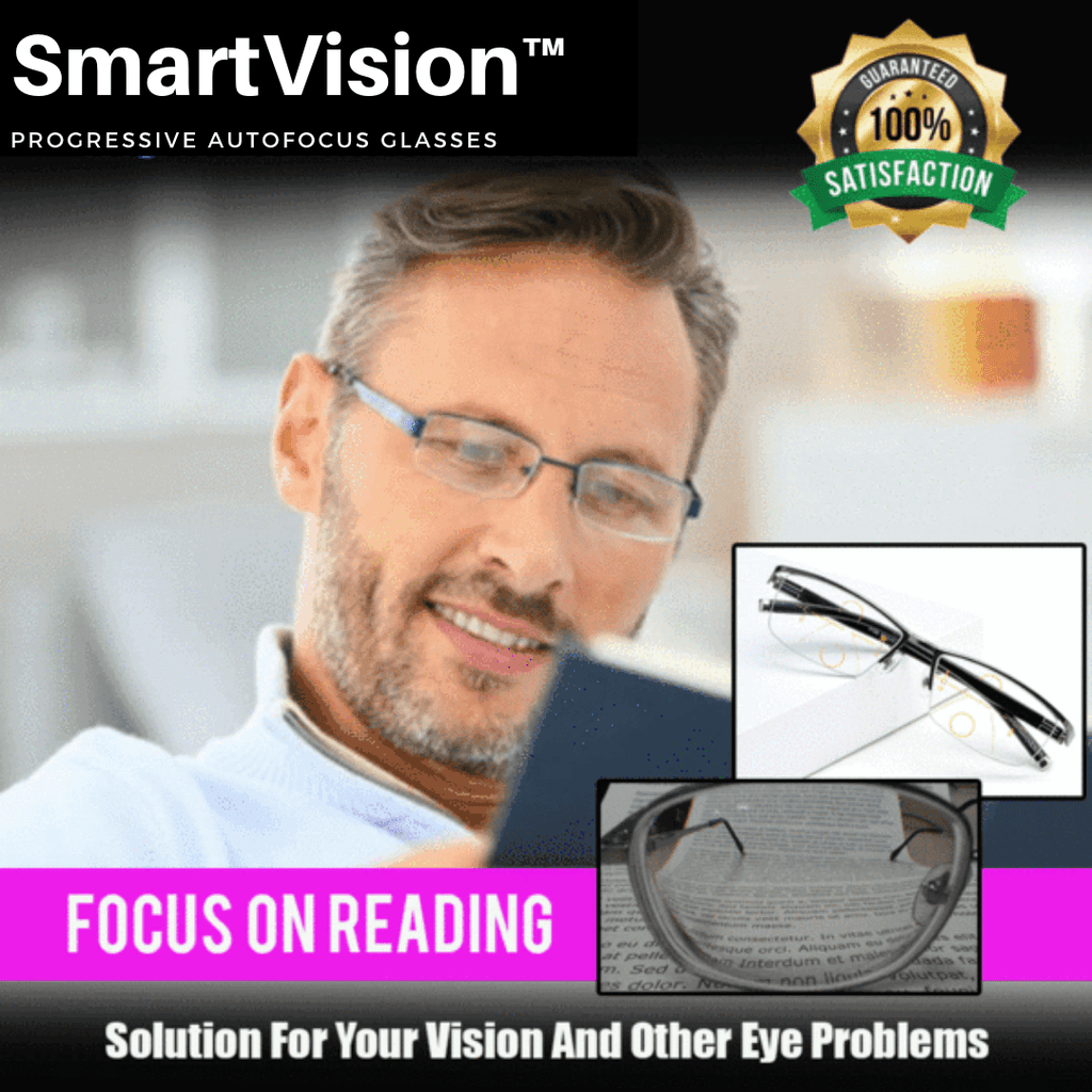 SmartVision™ Progressive Autofocus Glasses-HOT