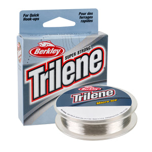 Berkley Trilene Micro Ice Clear Steel
