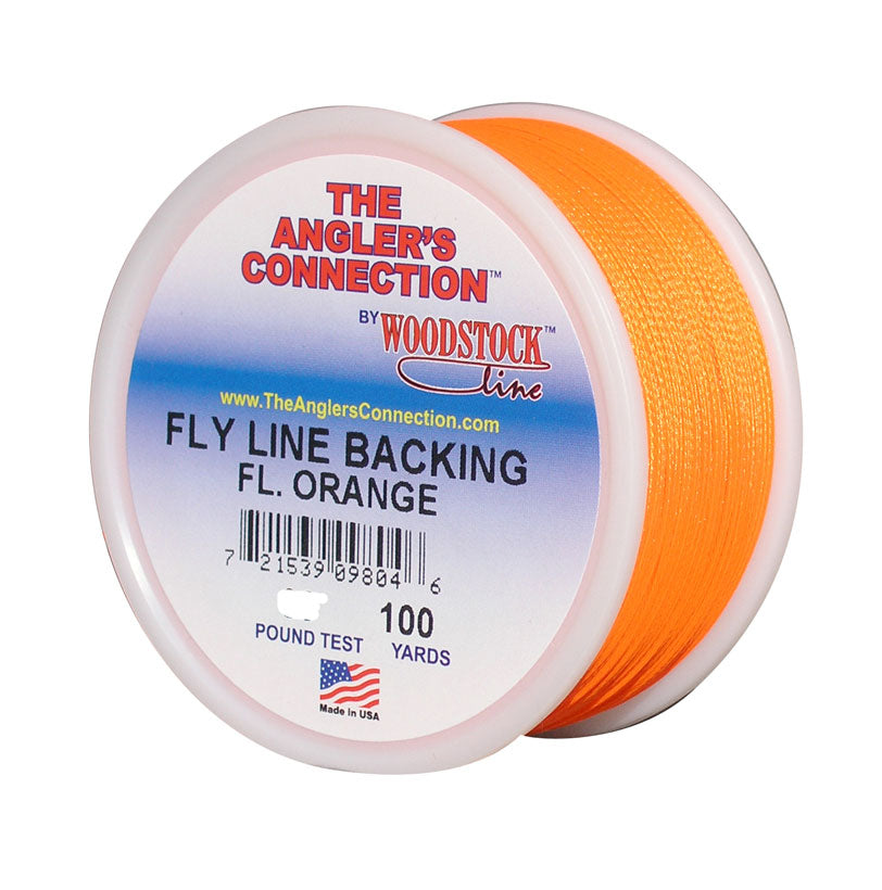 Woodstock Fly & Centerpin Line Backing 100 YDS