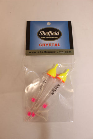 Sheffield Crystal Floats