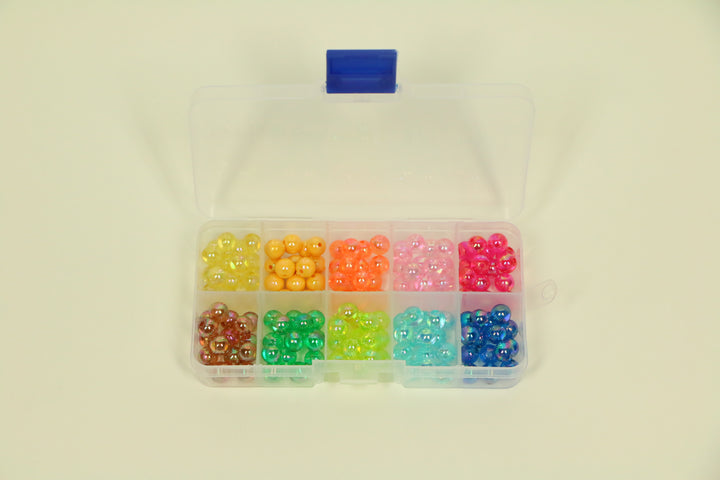 Beads-Iridescent Variety Packs