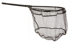 Ranger Octagon Handle Big Game (Flat Bottom Rubber Coated) Net