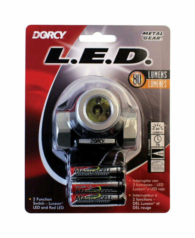 Dorcy Headlight