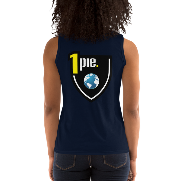Women 1PIE slim fit TANK SINGLET (gr1489)