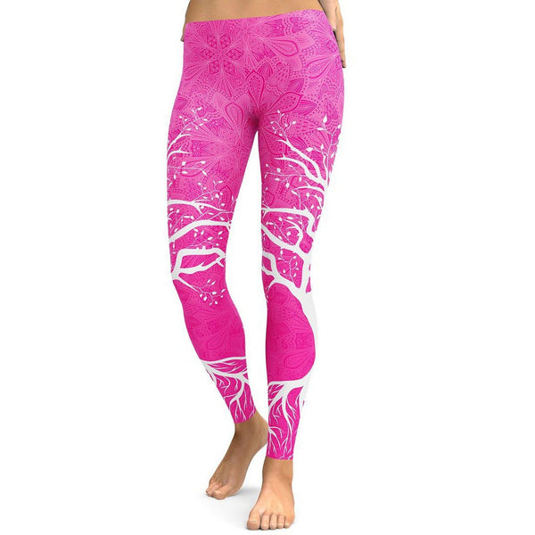 Womens Fitness Sports yoga leggings tights (blkpi d175)