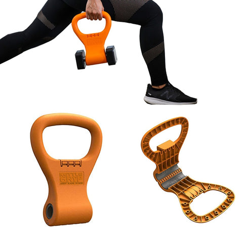 Dumbbells kettlebell grip adjustable (o d00)
