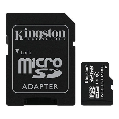 32 GB Kingston Memory Card