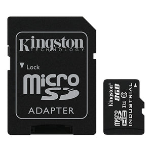 8GB Kingston Memory Card