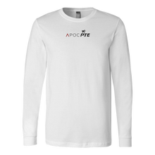 Load image into Gallery viewer, Official APOC Red + PTE Men's Long Sleeve