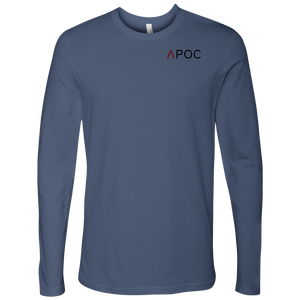 APOC Red Collection Men's Long Sleeve Shirt