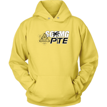 Load image into Gallery viewer, APOC Metatron's Cube / PTE / SODMG Unisex Hoodie