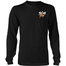 Load image into Gallery viewer, NoCapDrip! Official Men's Long Sleeve Shirt  Ice Fire Collection 2020