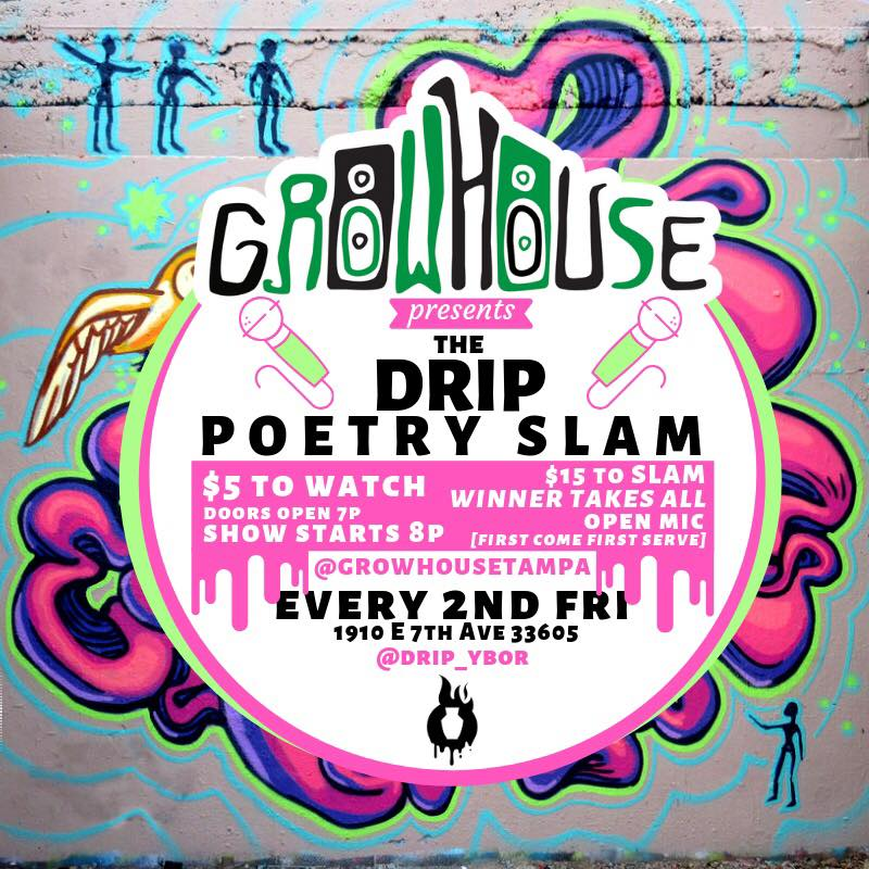 poetry slam ybor poets music show case talented students show
