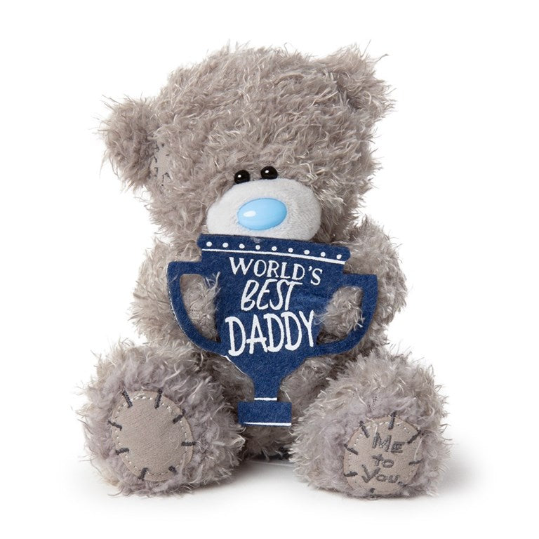 World's Best Daddy Tatty Teddy