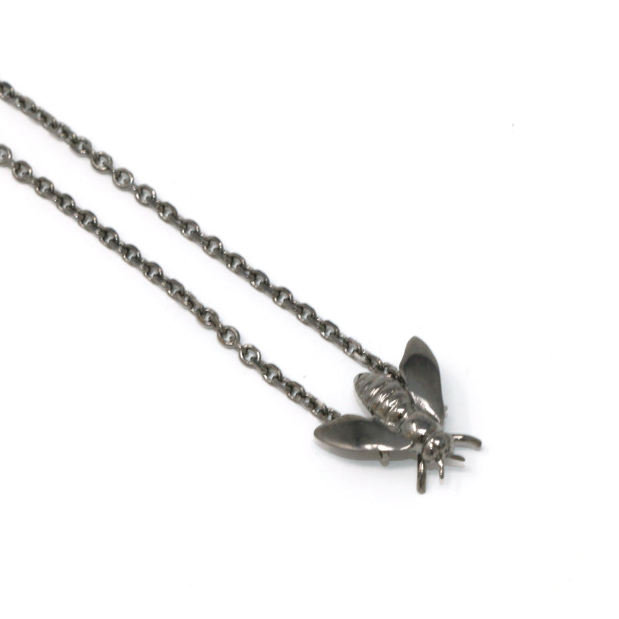 Pests Bee Necklace - Large