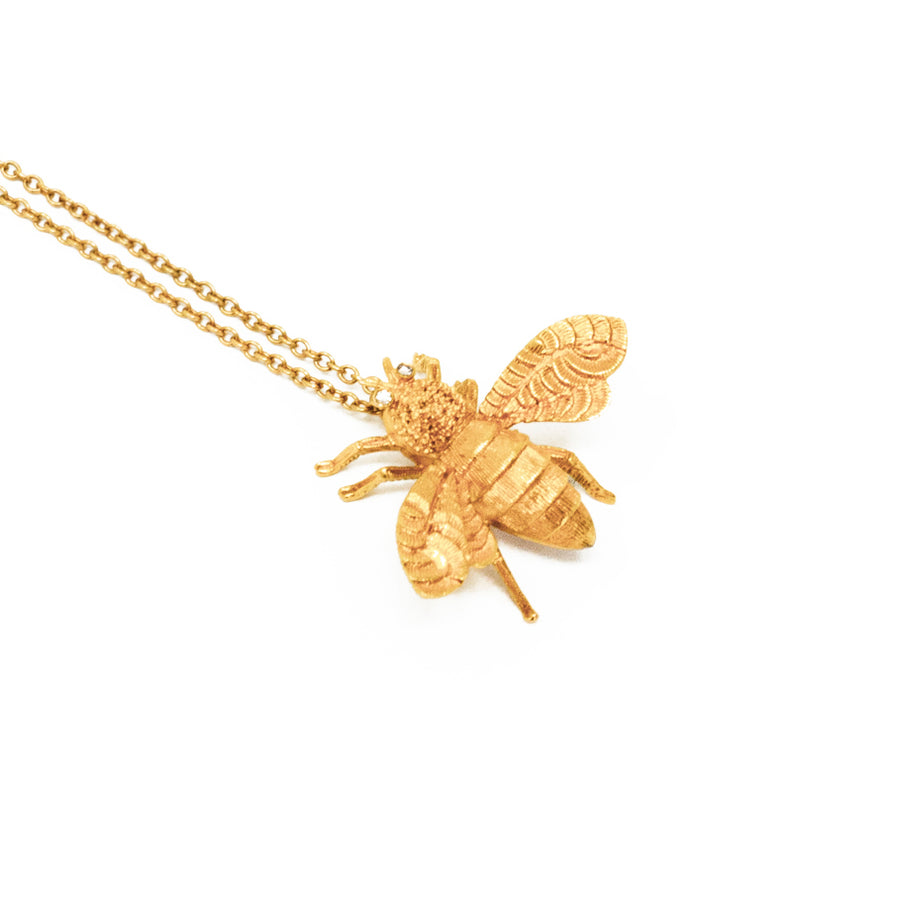Pests Moth Necklace