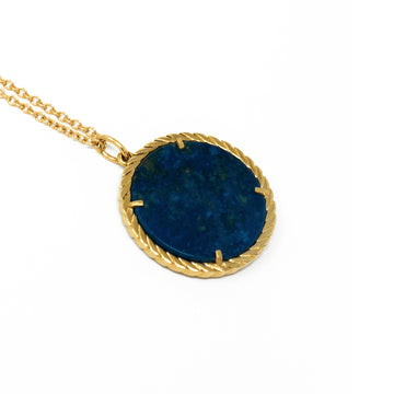 Cult Collection Zodiac Necklace - Lapis