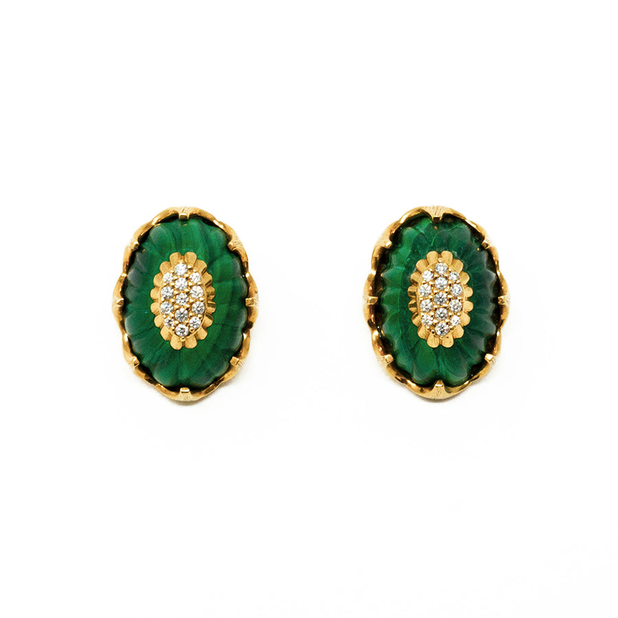 Castel Clip Earrings
