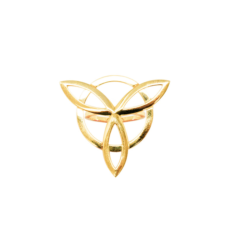 Black Star Propeller Ring