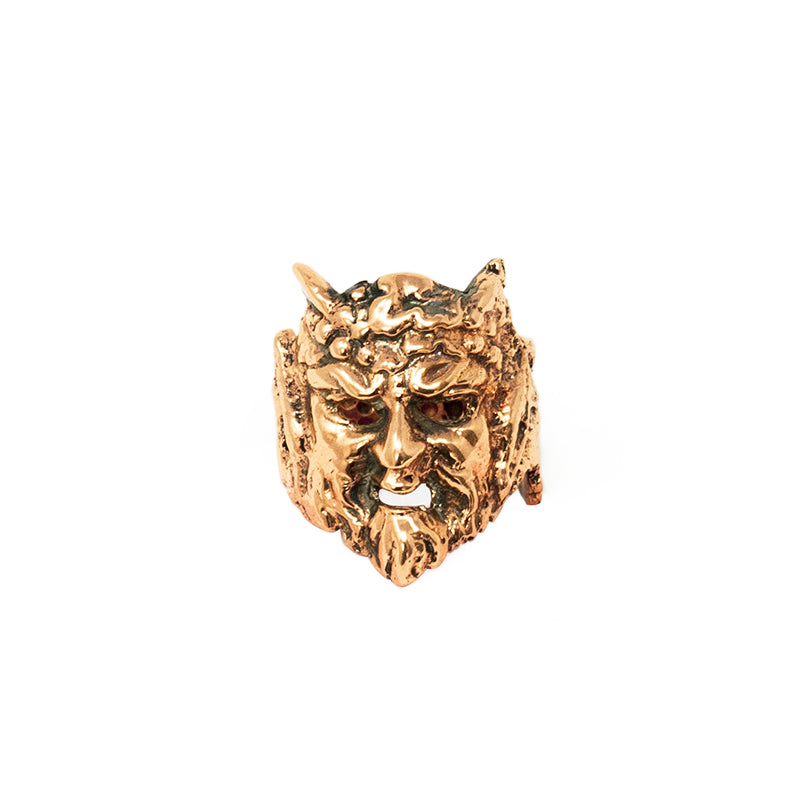 Men's Devil Ring