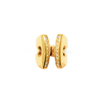 Ghost Ring - Yellow Gold