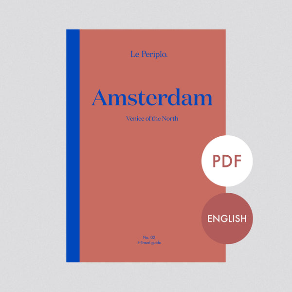 Amsterdam - English version (digital)