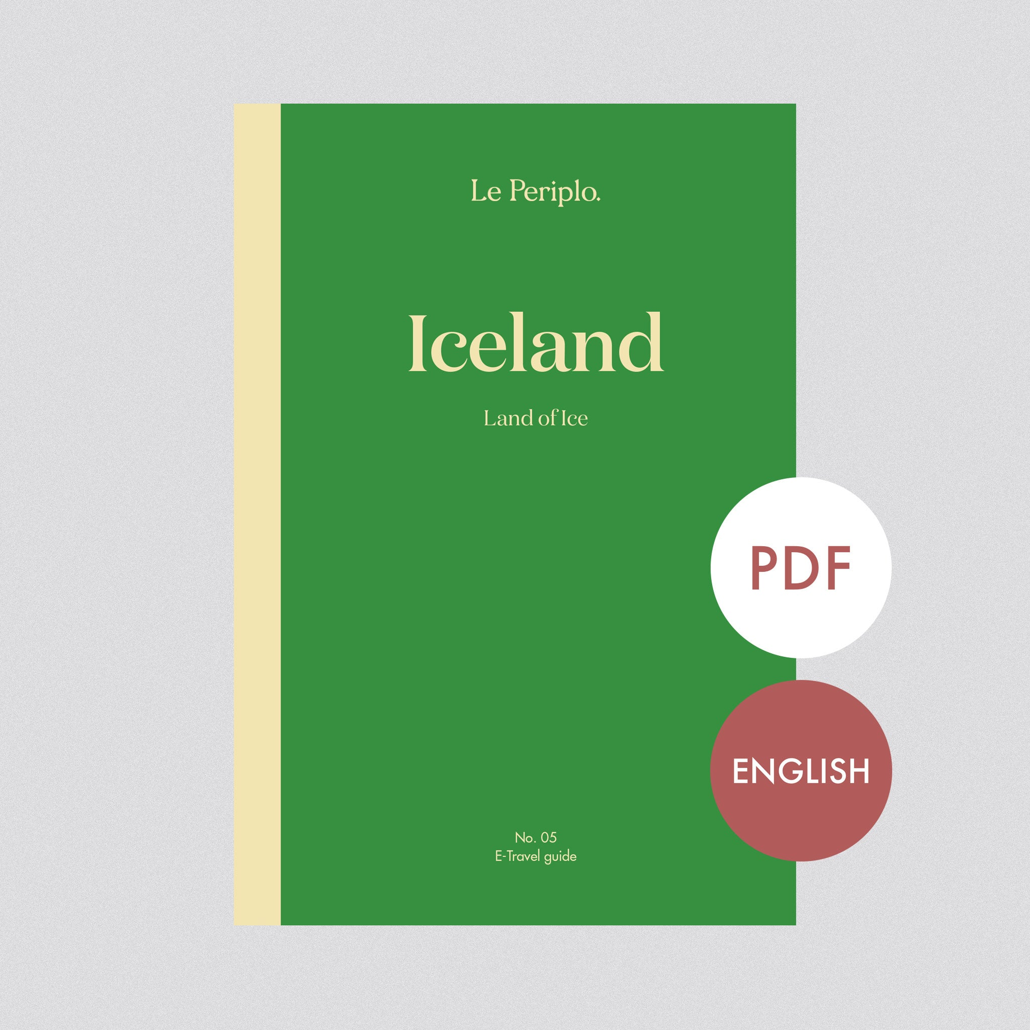 Iceland- English version (digital)
