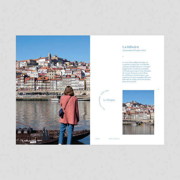 Porto - Aveiro/Costa Nova supplement (digital) spanish version