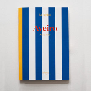 Aveiro - Costa Nova supplement (printed) spanish version
