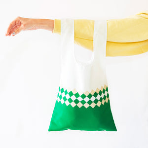Reusable bag - Iceland pattern