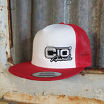 Red Truckers Hat