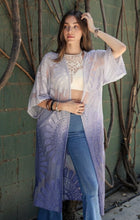 Load image into Gallery viewer, Ombré Bohemian Lace Kimono